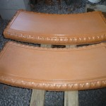 Terracotta Bench Tops