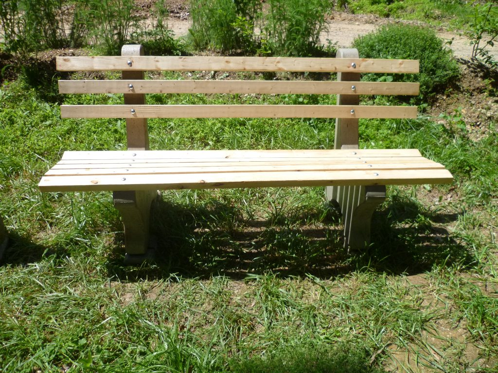 park_bench_front_view